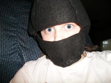 Ninja Mask Face Warmer
