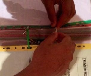 Fix Split Rings in Ring Binders