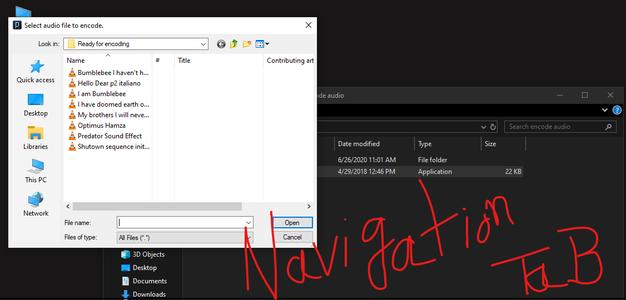 Software Part (code)