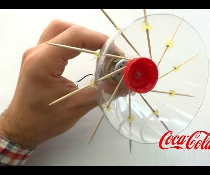 How to Make Simple ALRAM From CocaCola Bottle