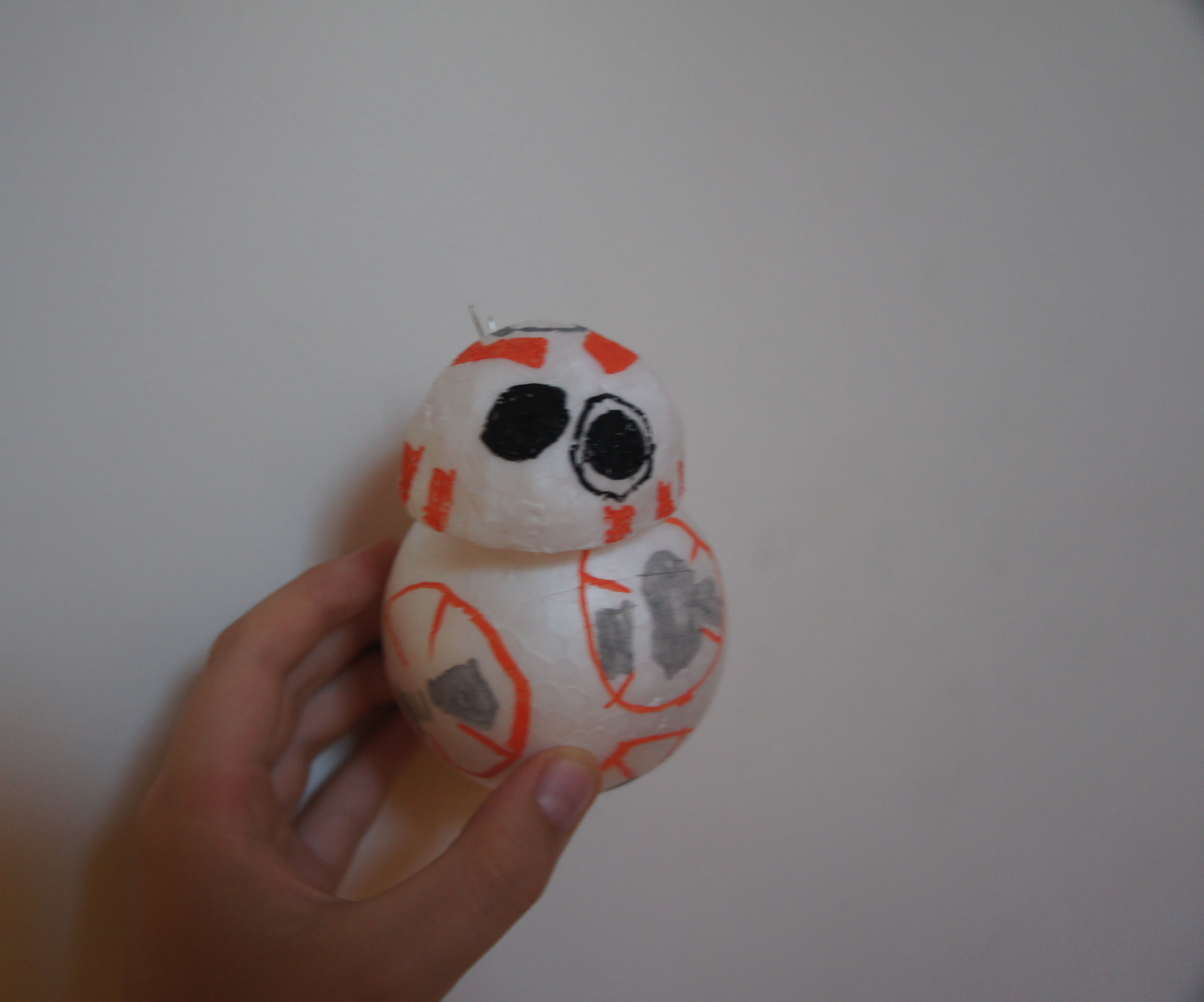 How to make a BB-8