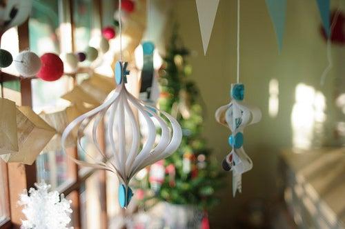 Makedo Christmas Ornament