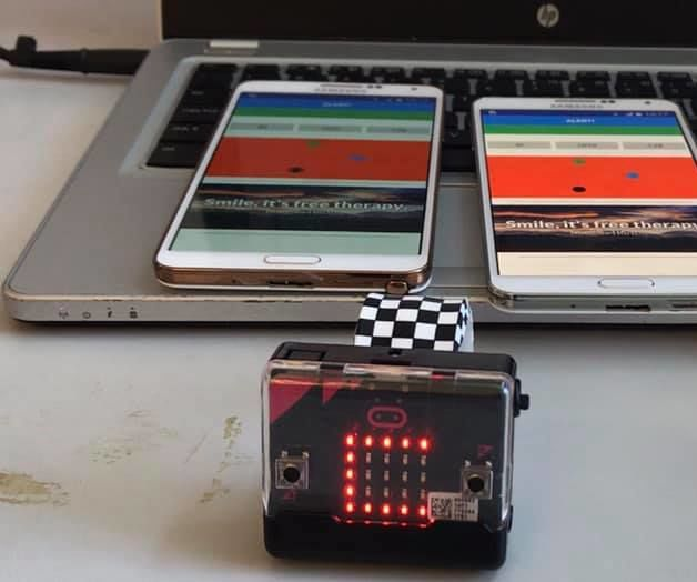 Fall Detection Using Microbit With Android Mobile App