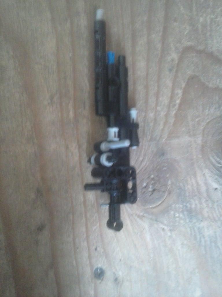 Step 5: the Gun