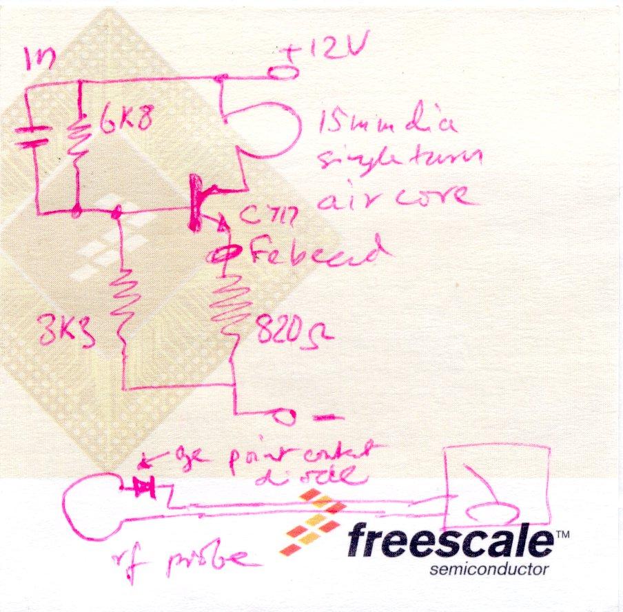 UHF oscillator