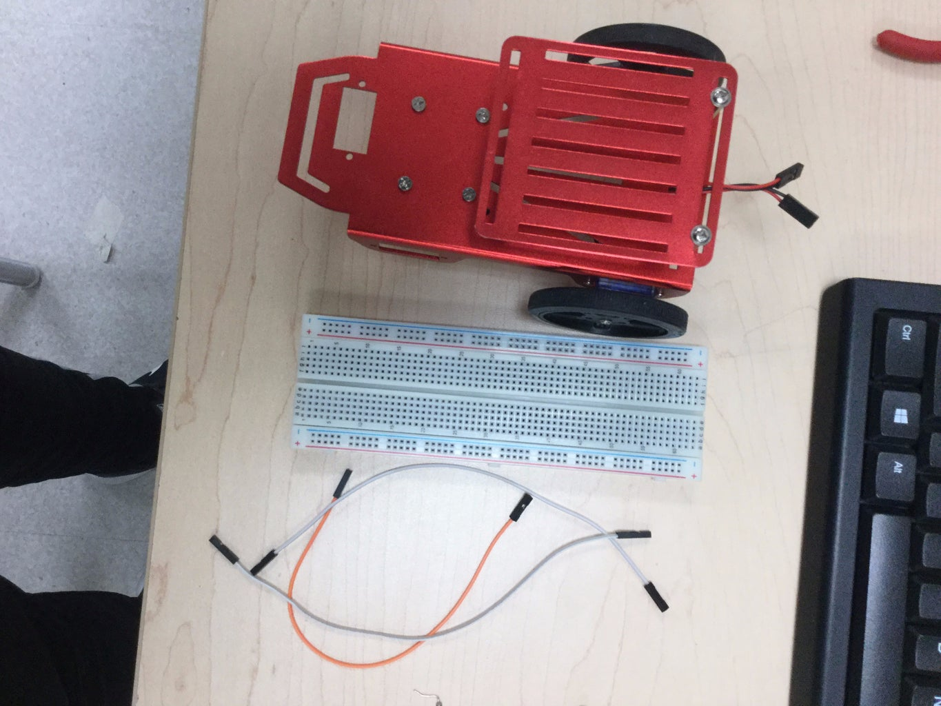 Robot Buggy Project