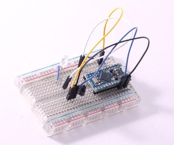IR Controlled RGB Module
