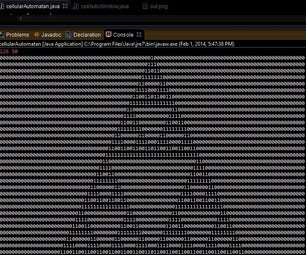 Cellular Automata (link to Code Included)