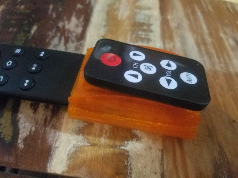 Attach the Remote and Program It