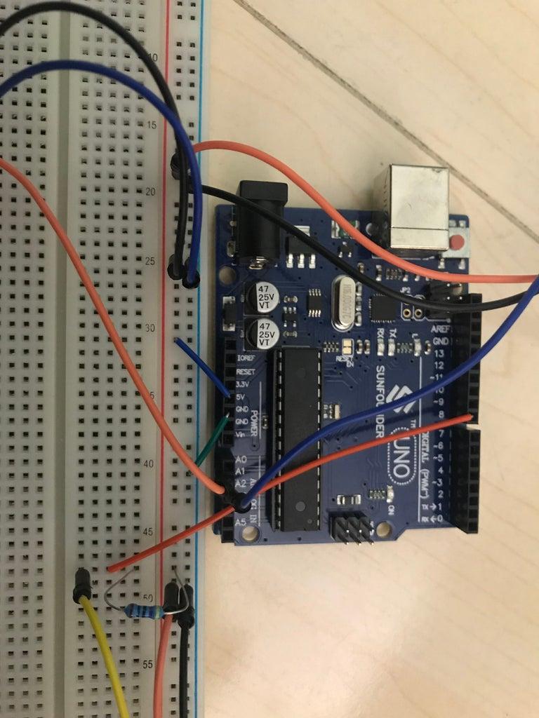 Linking the Sensors