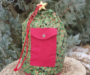 Sew Your Own Gift Sack