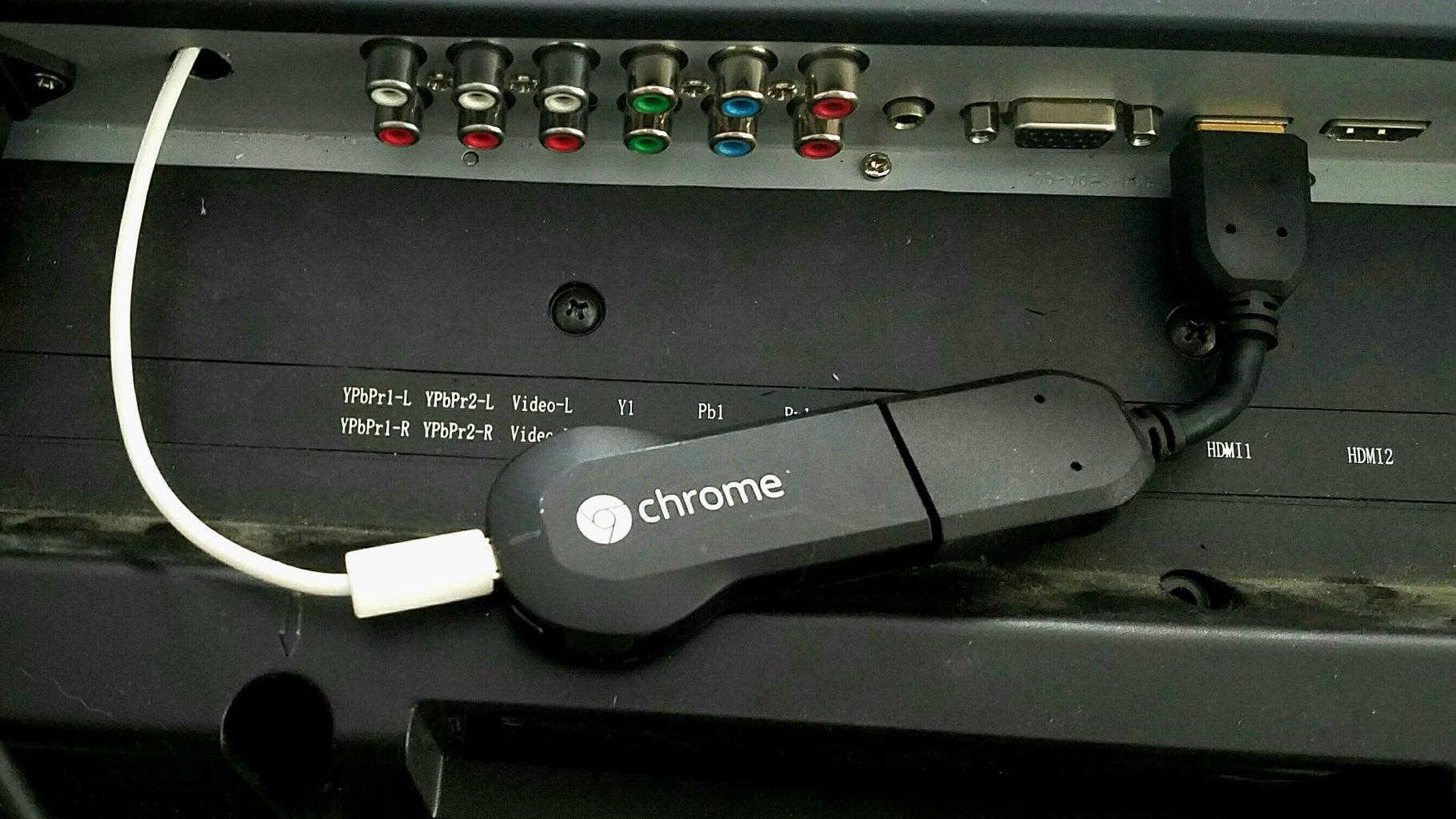 Old TV USB Hack for $0.00