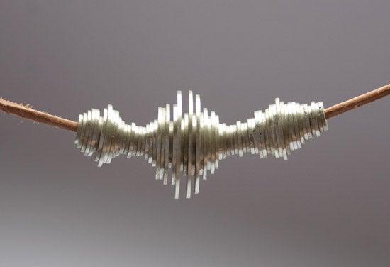 Waveform Necklace & Bracelet