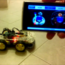 Arduino 4WD Rover Bluetooth Controlled by Android Phone/tablet
