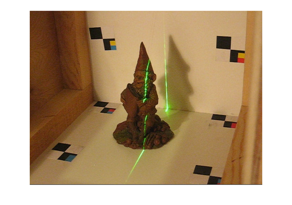 Make Your Own 3d Scanner!