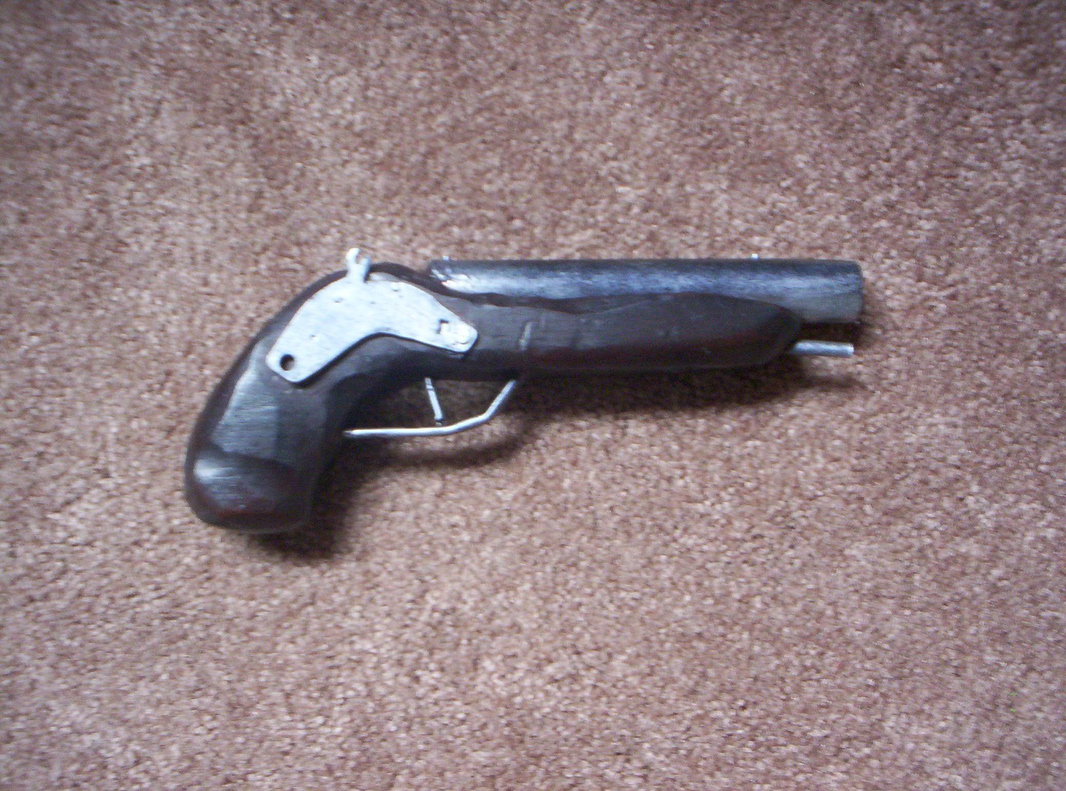FlintLock Pistol Replica