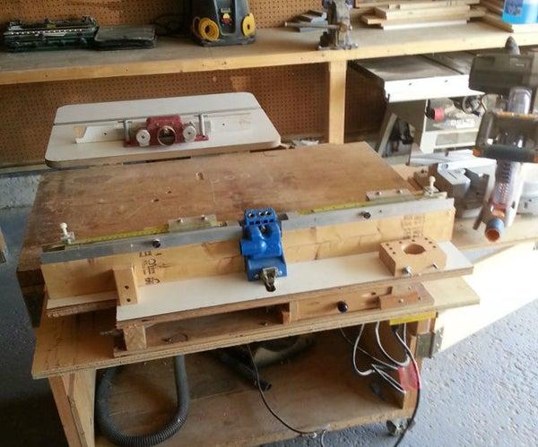 Workshop Portable Work Station