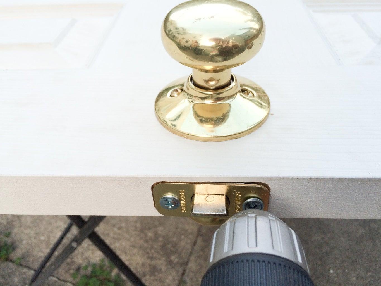 Install Your Doorknob