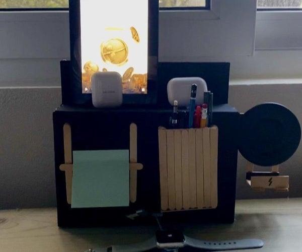 The Multi-Electric Organizer