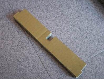 Prepare the Cardboard
