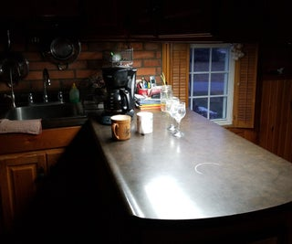 Kitchen Lighting Enhancement