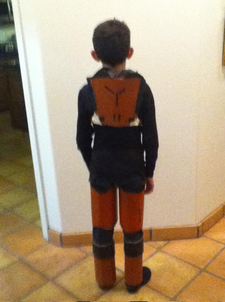 gordon's freeman armor