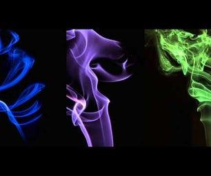 The Shutter School - Episode 7 - Smoke Photography!!!