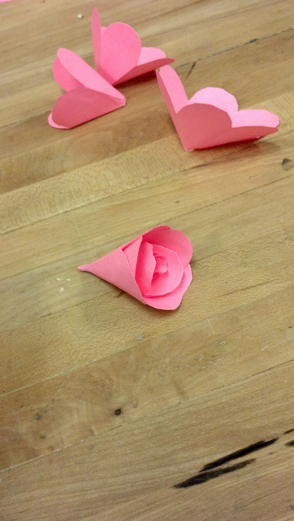 Assembling the Flower