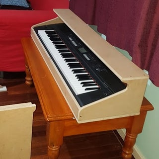 Stage Piano Stand