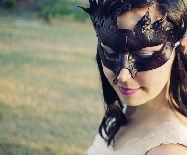 Filigree Masquerade Mask