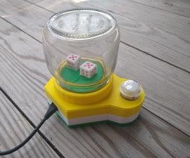 Mason Jar Dice Roller