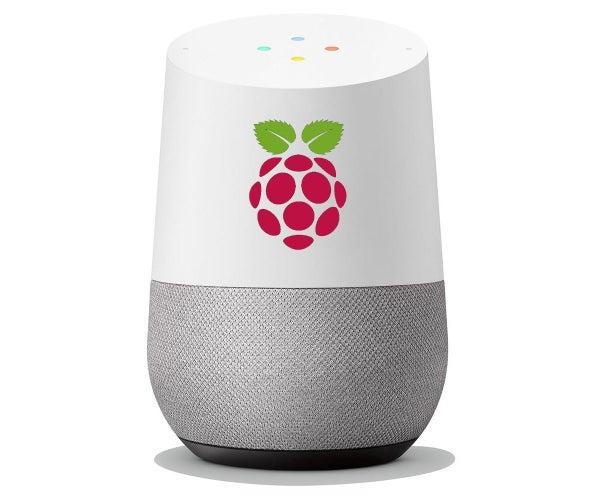 Pi Home, a Raspberry Powered Virtual Assistant