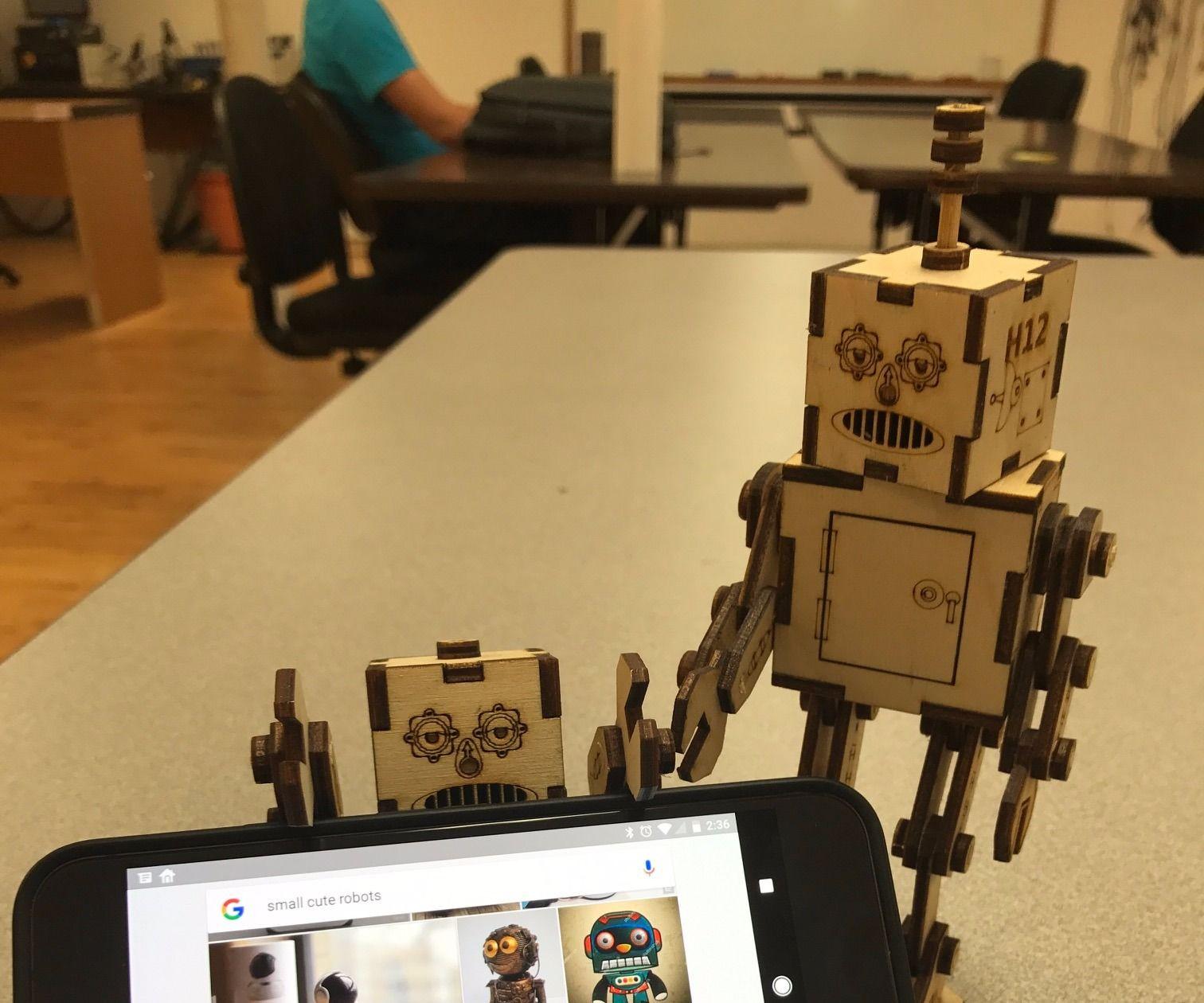 I Robot !!!