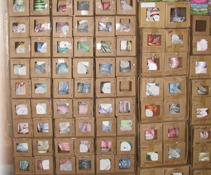 How to Make the Low Cost Inventory Storage System