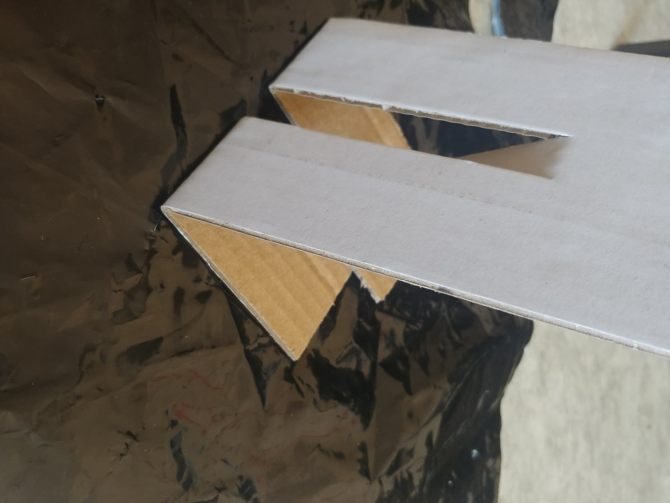 Making of Table Stand