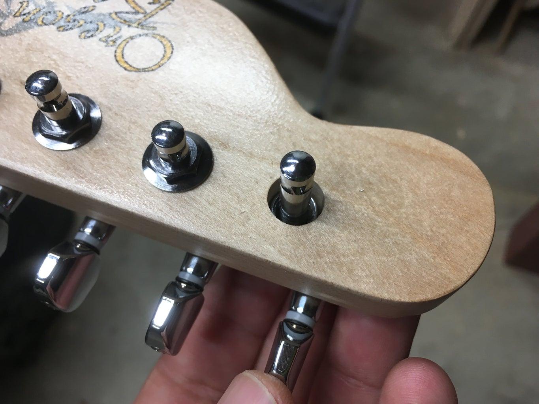 Tuning Pegs