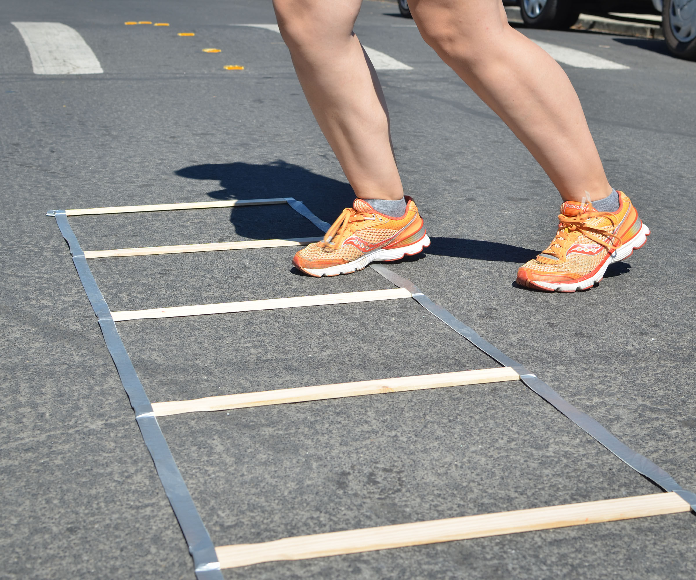 Agility Ladder (free and easy)