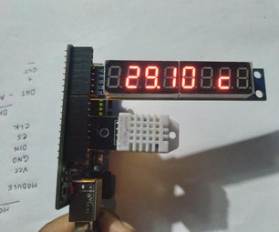 How to Make a Digital Temperature and Humidity Meter