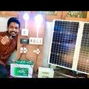 Simple Off-Grid Solar Power System