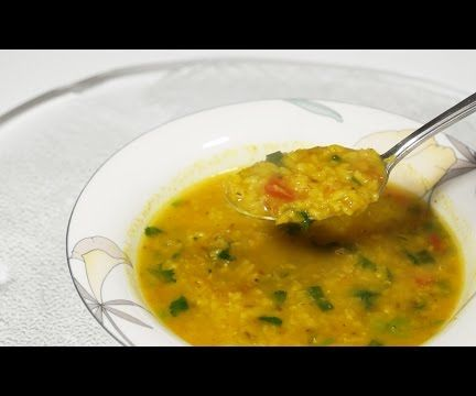 Homemade Daal (Dal, Dahl) Video Recipe