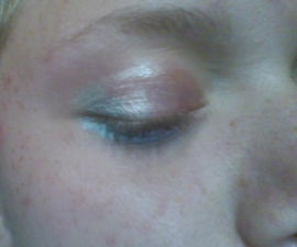 Rainbow Eye Make-up