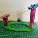 模型缆车(科学项目)
