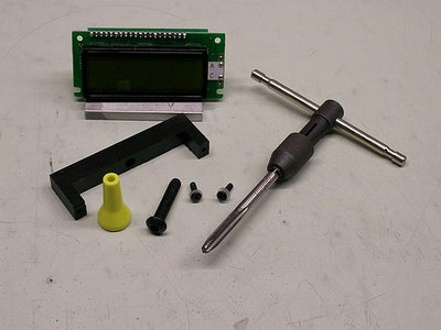 Attachments - LCD Mount