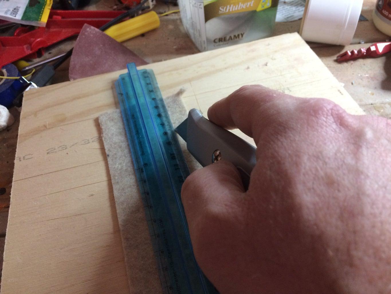 Installing the Side Liner