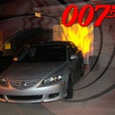 Make a James Bond Spy Car (w/ Weapons) and a Spy School Halloween Display