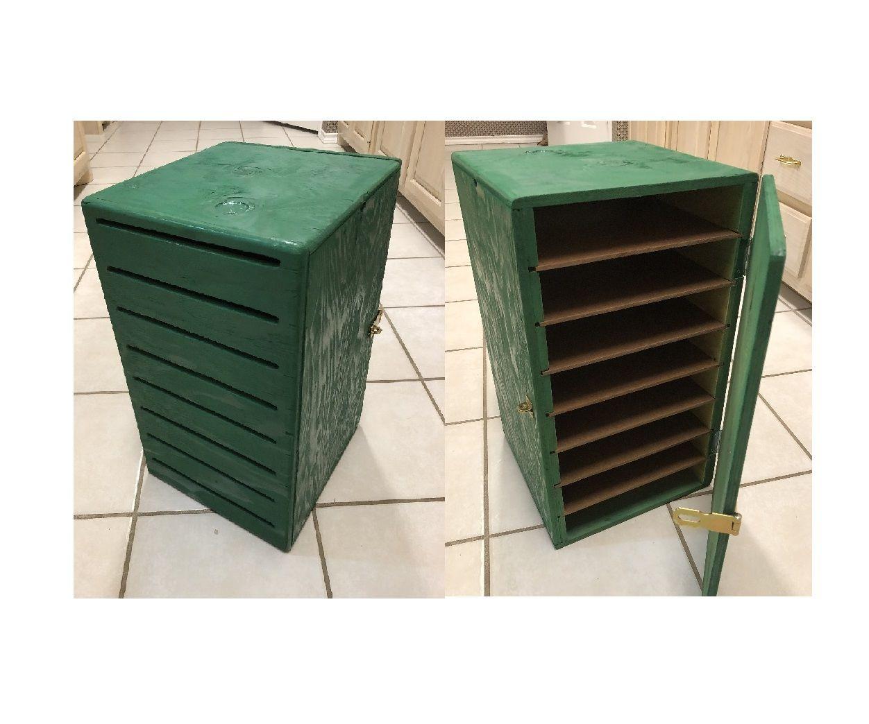 Teacher's Homework Locker Box