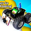 DIY Shopping Robot Using Arduino During COVID-19 Lockdown