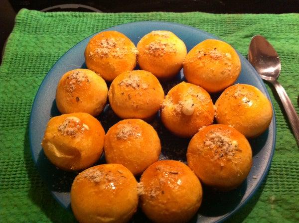 Italian Bread Puffs