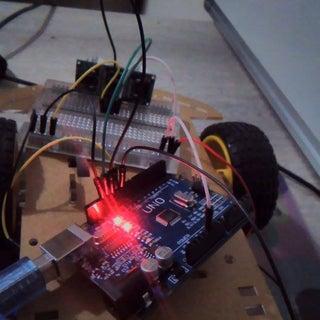 Obstacle Avoiding Robot Arduino