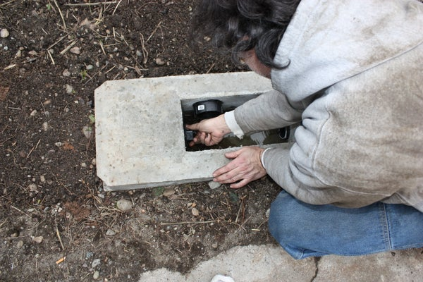 Water Saving Valve Box